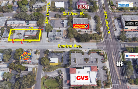 3501 Central Ave. – Redevelopment Opportunity