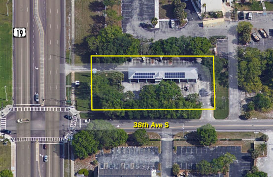 3700 34th Street S. – Skyway Marina District Redevelopment