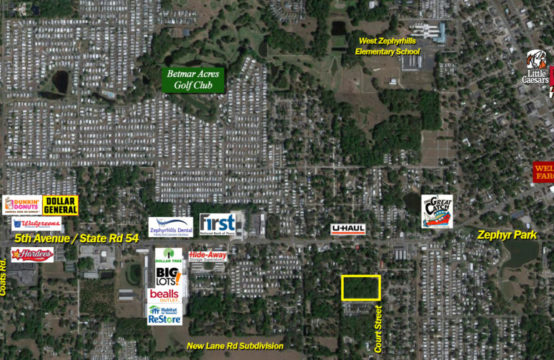 4829 Court St. – Zephyrhills Land