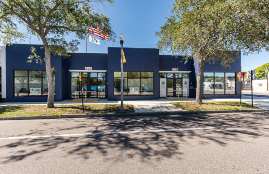 central ave. office for lease