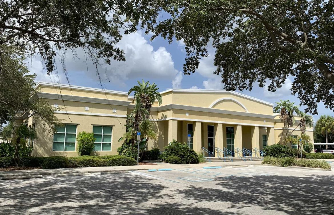 Commercial office building sold in St. Petersburg